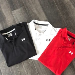 Under Amour men's size Small (lot of3)